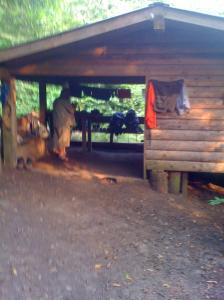 An A.T. Shelter